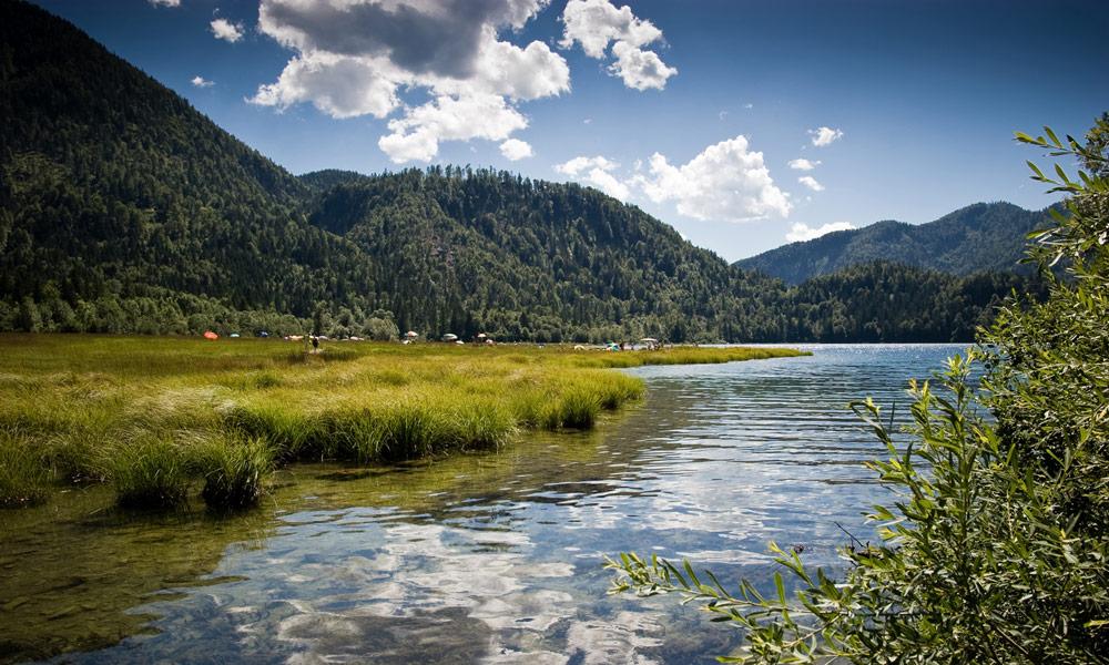 Ferienregion-Chiemgau-Badesee