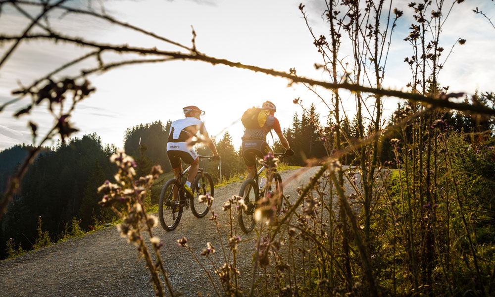 Mountainbikereisen im Chiemgau