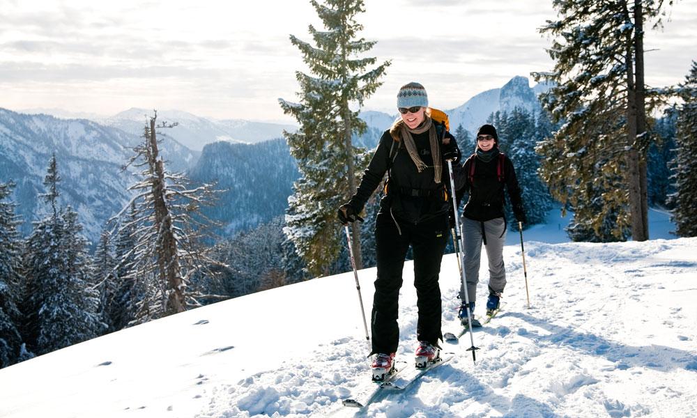 Skiurlaub-Bayern