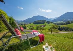Ihr Urlaub in Ruhpolding: Auf dem sonnigen Westernberg-Hang